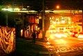 Acesso a estação sob a luz dos carros - panoramio.jpg