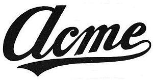 Acme (automobile) - Image: Acme auto 1906 logo