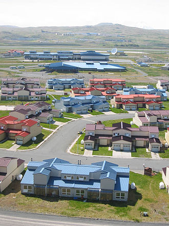 Adak, Alaska - Adak during the 2000s