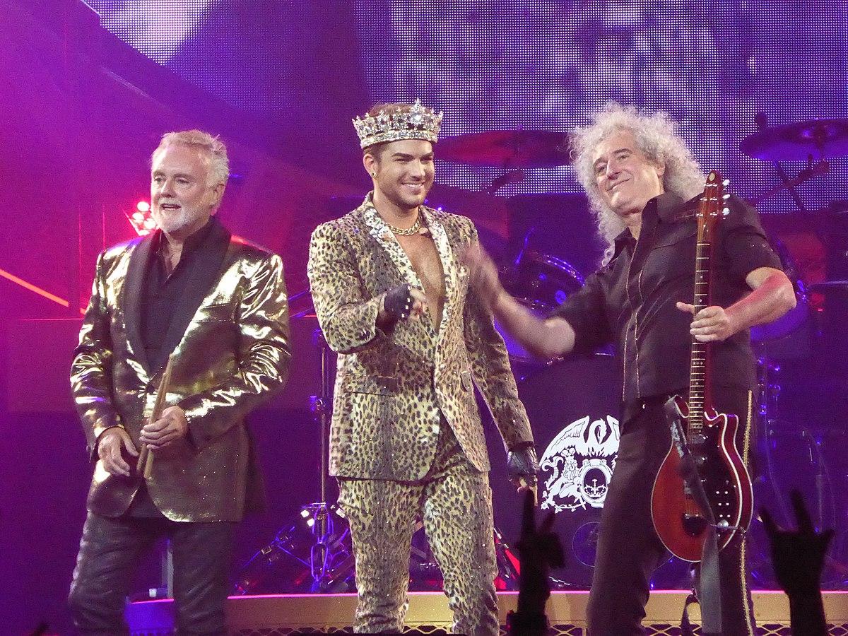 Resultado de imagem para Queen & Adam Lambert anunciam nova turnê pela Europa