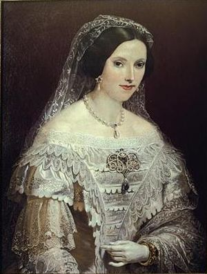 Adelaide of Austria - Archduchess Adelaide as queen-consort