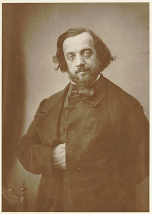 Adolphe Appian - Adolphe Appian (photo by Camille Dolard)