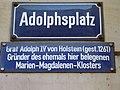 Adolphsplatz Strassenschild.jpg