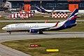 Aeroflot, VP-BRR, Boeing 737-8LJ (16270370367) (2).jpg