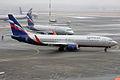 Aeroflot, VP-BZB, Boeing 737-8LJ (16268581538).jpg