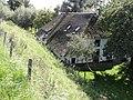 Afferden (Druten) Rijksmonument 14156 Waalbandijk 68 (vanaf de dijk).JPG