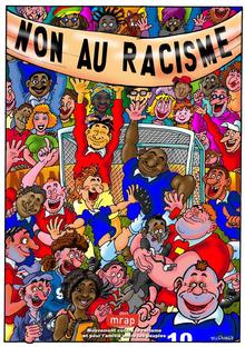 Rassismus Im Fussball Wikipedia