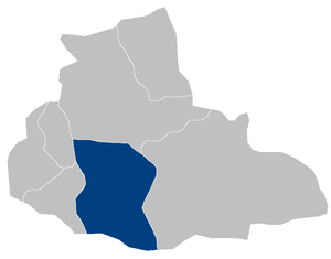 Qadis District - Image: Afghanistan Badghis Qadis district location