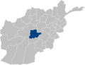 Afghanistan Daykundi Province location.PNG