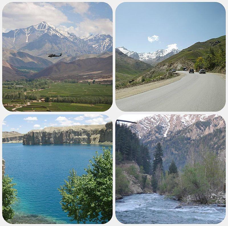 Landschaft Afghanistan