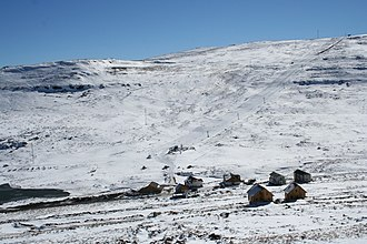 The Afriski resort in the Maloti Mountains of Lesotho AfriSki.jpg
