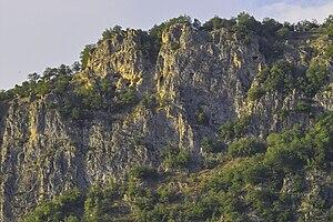 Quba District (Azerbaijan) - Image: Afurja, near Quba, Azerbaijan