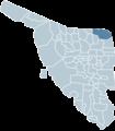 Agua Prieta Sonora map.png