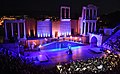 Aida Opera Open on Plovdiv Roman theatre, Bulgaria 09.jpg