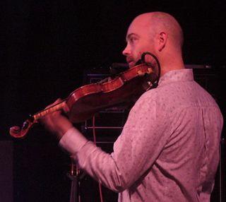 Aidan ORourke (musician) British musician