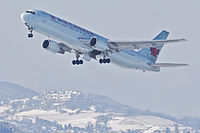 C-GHLK - B763 - Air Canada Rouge