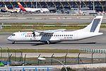 Air Europa, ATR 72-500, EC-KUL - MAD (22562592258).jpg