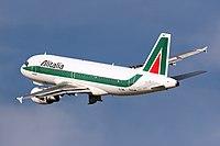 EI-IMB - A319 - Alitalia