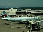 Airbus A320 (Air Canada) CYVR Vancouver (3834595141).jpg
