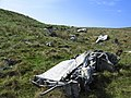 Aircraft Wreckage - geograph.org.uk - 415605.jpg