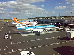 Aircraft at Newcastle Airport.jpg