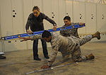 Airman's spouse dedicates life to warfighter improvement 110909-F-BH761-014.jpg