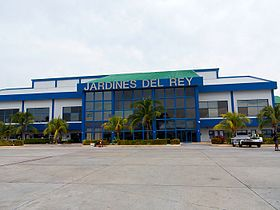 Image illustrative de l'article Aéroport de Jardines del Rey