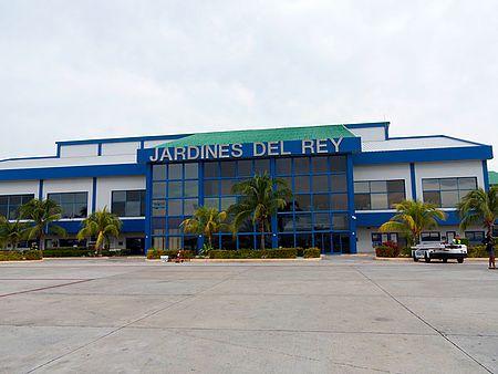 Lapangan Terbang Antarabangsa Jardines Del Rey