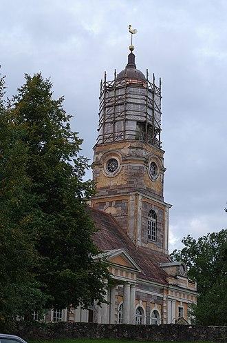 Alūksne - Image: Alūksne Lutheran church, 2013, 9