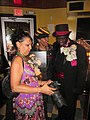 """Al """"Carnival Time"""" Johnson birthday at Mother in Law Lounge.jpg"""