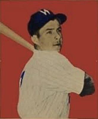 Al Kozar - Kozar's 1949 Bowman Gum baseball card