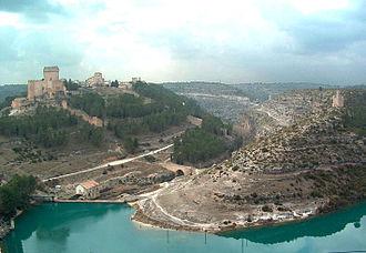 Alarcón - General view of Alarcón.