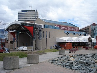 Dartmouth, Nova Scotia - Alderney Landing, Dartmouth, Nova Scotia.