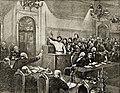 Alekseev al processo. 9 marzo 1877.jpg