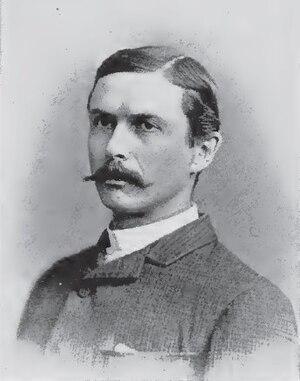 Alfred C. Chapin - Image: Alfred C. Chapin