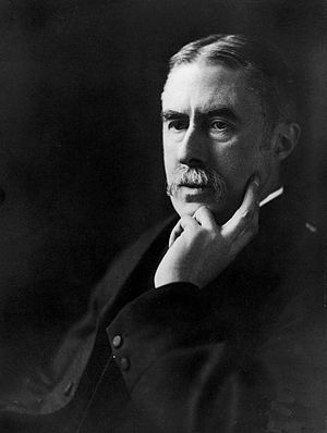 A. S. F. Gow - A. E. Housman, poet and formidable classics scholar, Gow's colleague and friend