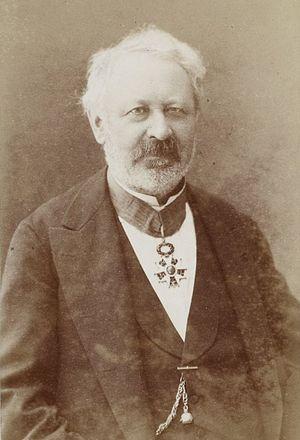 Louis Ferdinand Alfred Maury - Alfred Maury