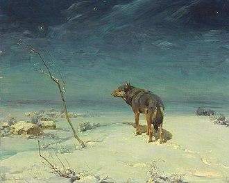 Alfred Kowalski - Alfred Kowalski, Lone Wolf