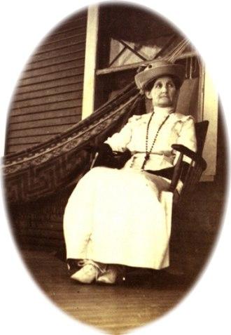 Seminole Nation of Oklahoma - Alice Brown Davis (1852–1935), first woman to serve as Seminole Nation principal chief