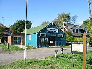 Alkham village hall