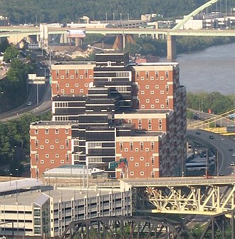 Allegheny County Jail - Image: Allegheny County Jail