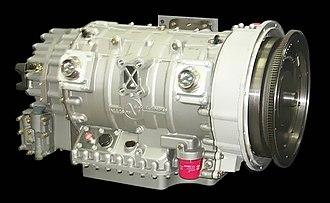 Allison Transmission - Allison hybrid EP50-transmission