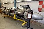 Allison J35 Turbojet, designed by General Electric - Oregon Air and Space Museum - Eugene, Oregon - DSC09744.jpg