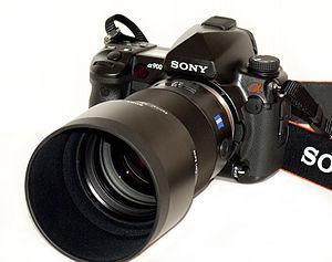 Sony Alpha 900 - Image: Alpha 900