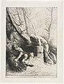 Alphonse Legros - Death and the Woodcutter - 1999.303 - Cleveland Museum of Art.jpg