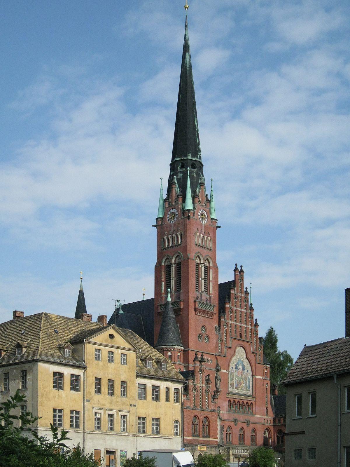 Broederkerk altenburg wikipedia - Oostelijke mozaiek ...