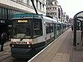 Altrincham-bound tram - panoramio.jpg