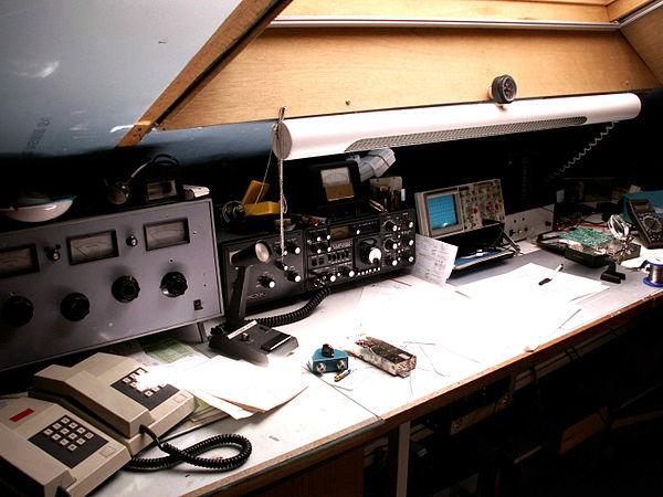 Amateur Radio Station Wb4omm: Amateur Radio