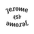 Ambigramme Jerome est amoral.png