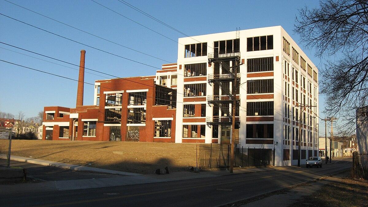 American Can Company Building Wikipedia